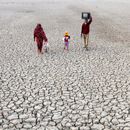 AN IMPENDING CRISIS: ANALYSING THE PLIGHT OF CLIMATE CHANGE REFUGEES