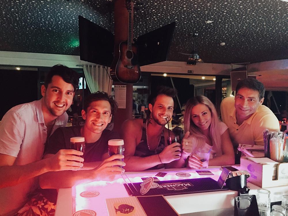 Praia de Rocha, Irish Rover Pub