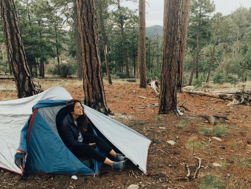 Why mountain camping hits your reset button