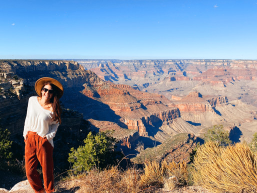 Exploring Arizona (Tucson, Sedona + the Grand Canyon)