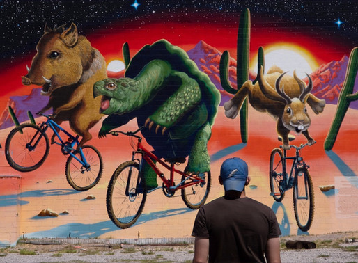 14 Must-see Outdoor Murals in Tucson, Arizona