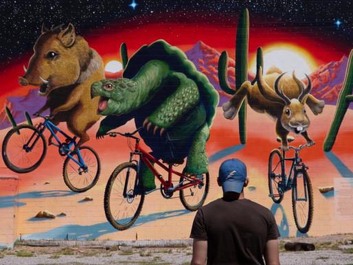 14 Must-see Outdoor Murals in Tucson, Arizona
