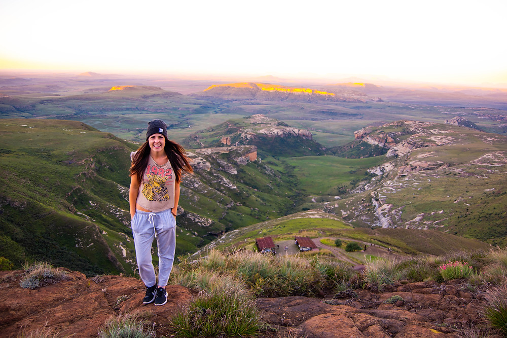 Golden Gate Highlands Retreat views