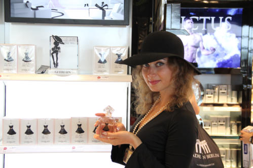 Guerlain Airport Promotion