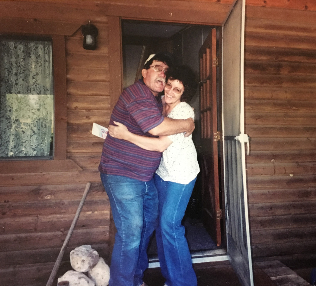 26. R and T at little house.jpg