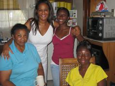 027-Nancy with Antoinette, Tabitha, _ An