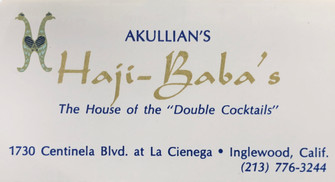 032 -Haji Babas House of the Double Cock
