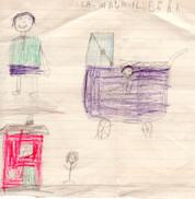 010 Ulla at Age 6 - A House a Husband an