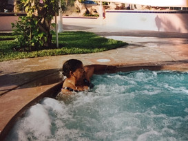 017-Nancy in a jacuzzi in the Bahamas.jp