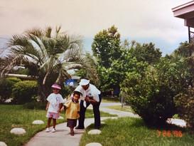 021-Nancy with her grandchildren.jpg