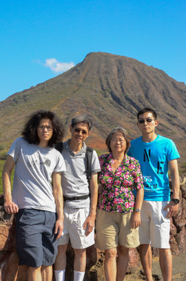 037 With Cousin In Hawaii.jpg