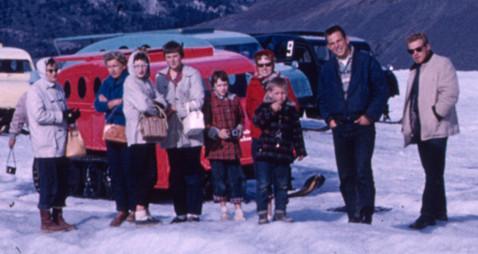 Alaska-Mom, June, Marie, Glenda, Judi, P