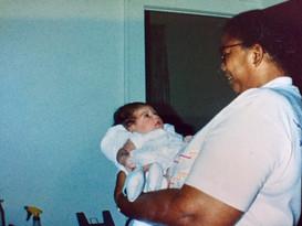 011-Nancy with her granddaughter, Lyndse