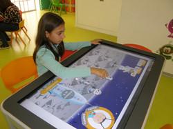 Mesa interativa