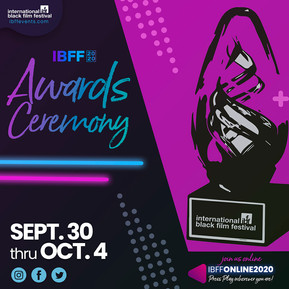 IBFF 2020 Awards Ceremony LIVE!