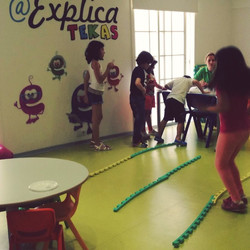Instagram - Por aqui estamos muito animados 😄 #veraotekas #aexplicatekas