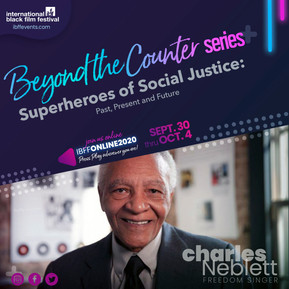 Beyond The Counter Series: Superheroes of Social Justice