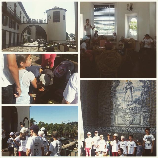 Instagram - A nossa visita ao Palácio de São Lourenço ☺️#veraotekas #aexplicatek