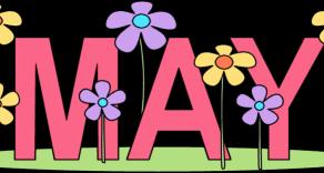 May Newsletter/Boletín de mayo