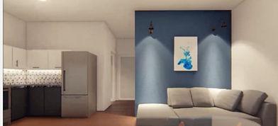 living room (cottage)