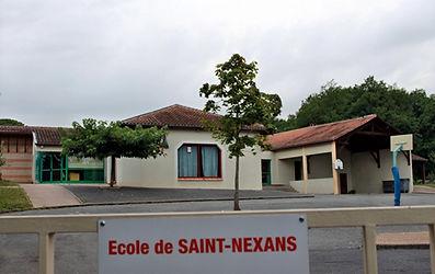 Tout sur l'école de Saint-Nexans