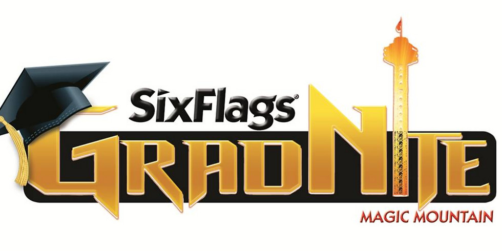 8th grade GradNite at SIX FLAGS
