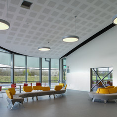 Leisure Complex Foyer