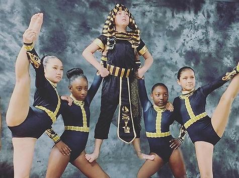 company dance group