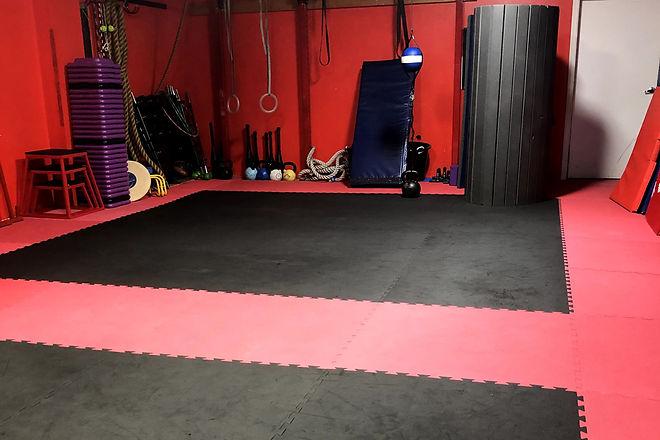 gymnastics studio