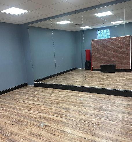 small dance and tap studio