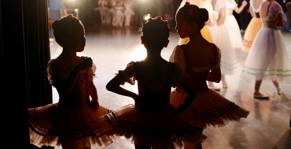 dance and gymnastics recital