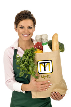 My-tti grocery delivery Lady