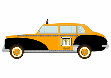 My-tti wheelchair and pets accessible taxicab.