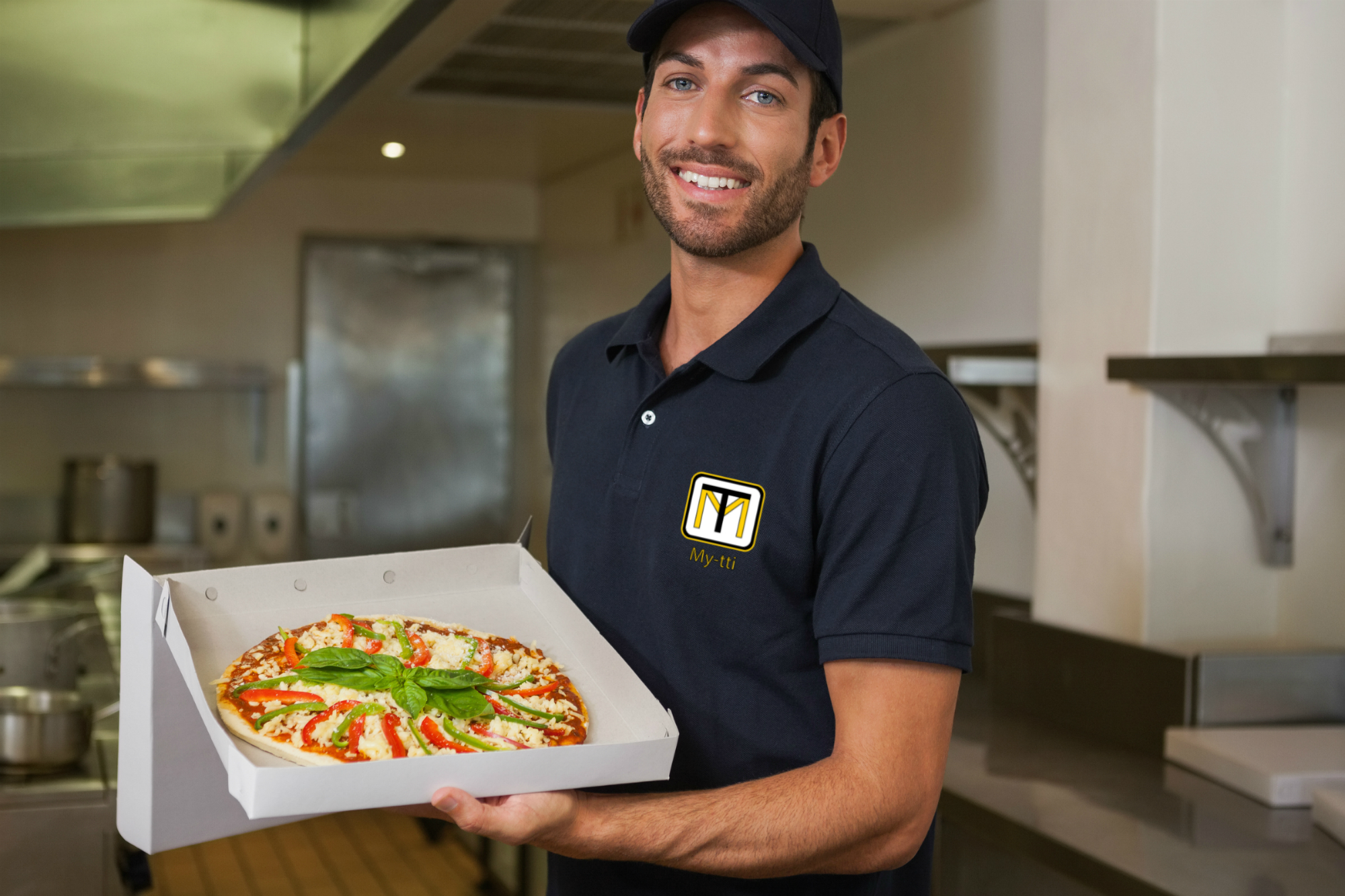 My-tti food delivery guy