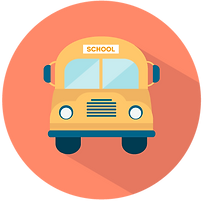 Use My-tti every school day to and from school and for all your after school activities.
