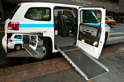 My-tti wheelchair accessible vehicle
