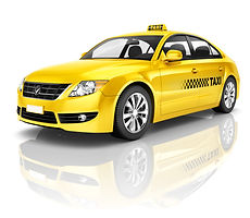 Yellow taxicab on the My-tti taxi platform,always ready to give a relaxing,fun and efficient ride where ever you want to go to.