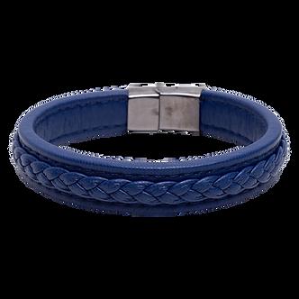Pulseira Braided Azul