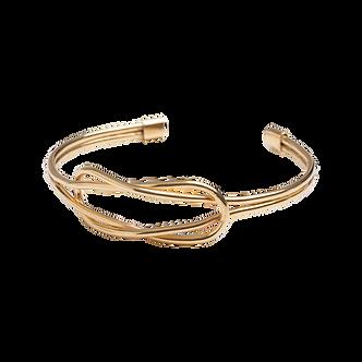 Bracelete Pulseira Masculina Lank Ouro