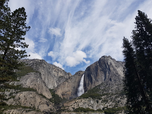 Yosemite: The Heart of California