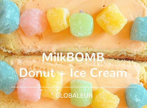 Milkbomb Ice Cream in SF