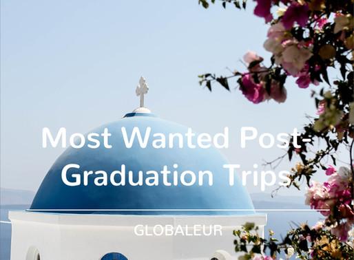 Popular Post-Graduation Trips