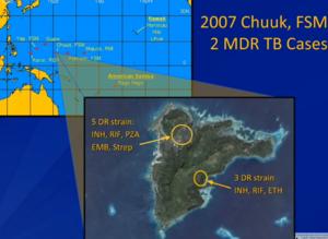 ... but then we'd never heard of Chuuk ...