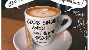 Chers RH, la pause café vous manque ?