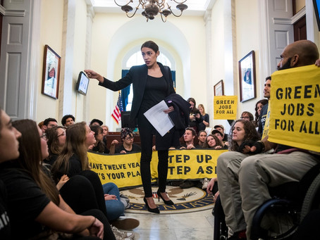 The Green New Deal: What it is, What it isn't, and What now?