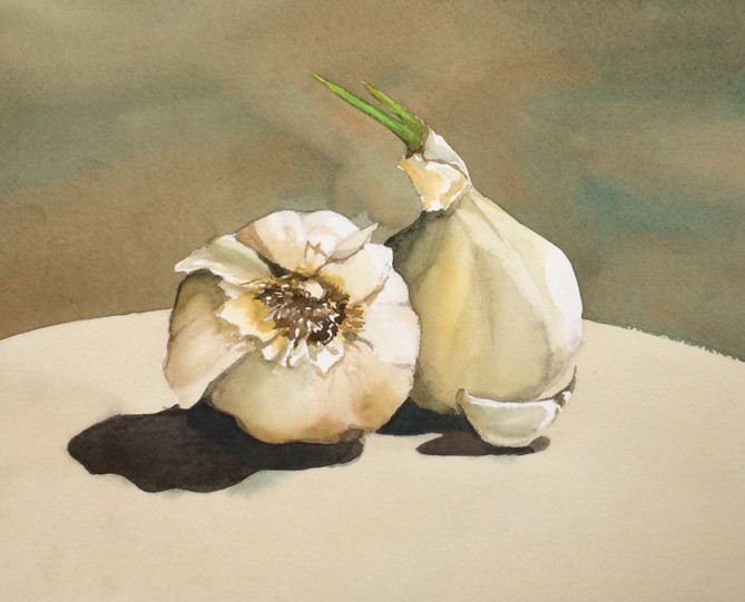 I speak of garlic you reply about onions (Roman proverb)