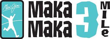 2019 Maka Maka Logo-Tahiti Blue and Blac