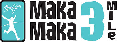 2019 Maka Maka Logo-Tahiti Blue and Blac