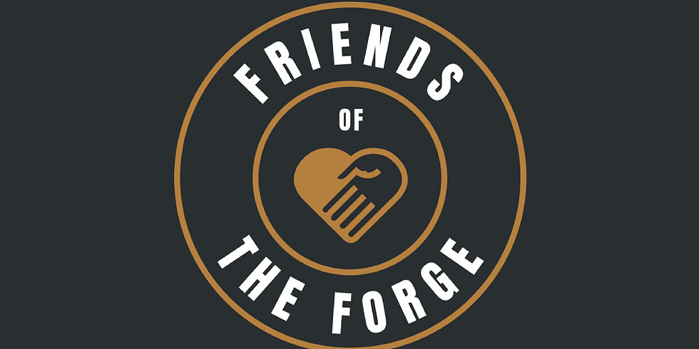 Friends of The Forge Volunteer Clean-Up