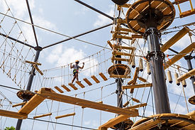 Aerial-Ropes-Course